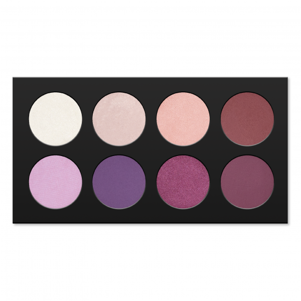 Eyeshadow Palette Purple Touch