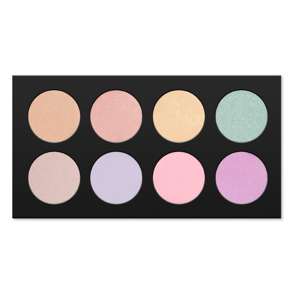 Eyeshadow Palette Sunny Pastell