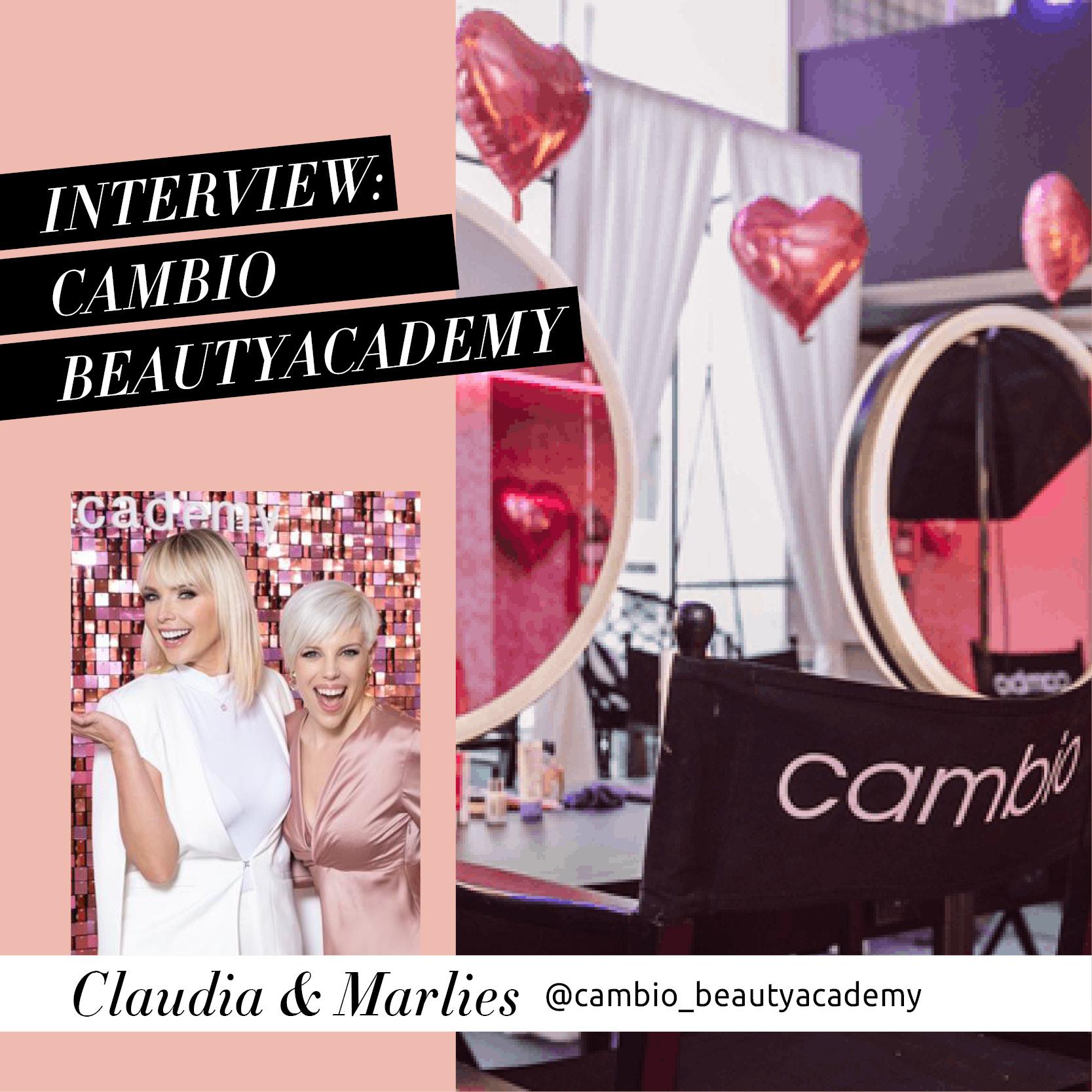 Interview: Cambio Beautyacademy
