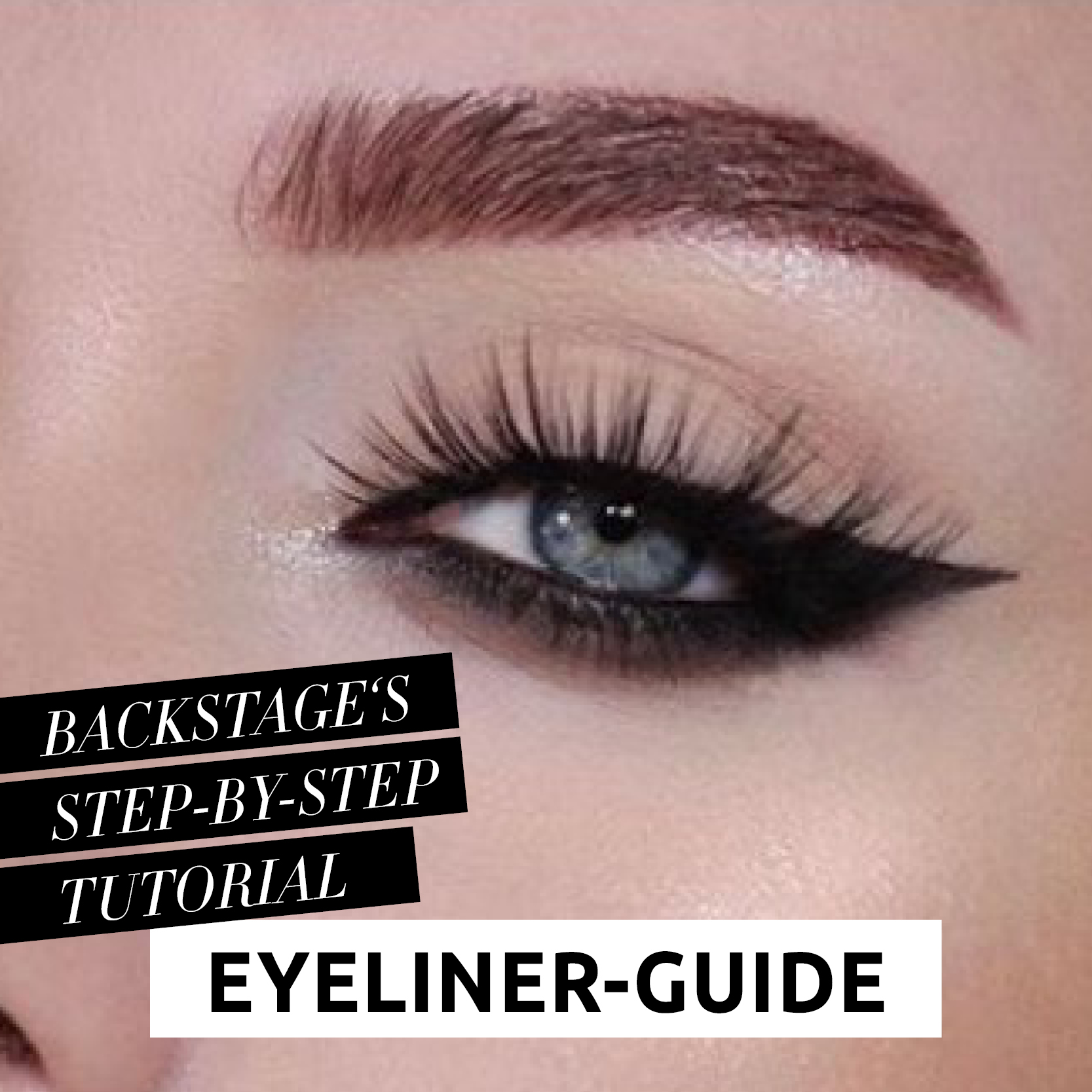 Wing Your Eyeliner - Eyeliner Guide