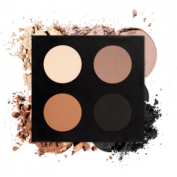 Eyeshadow Palette Crease