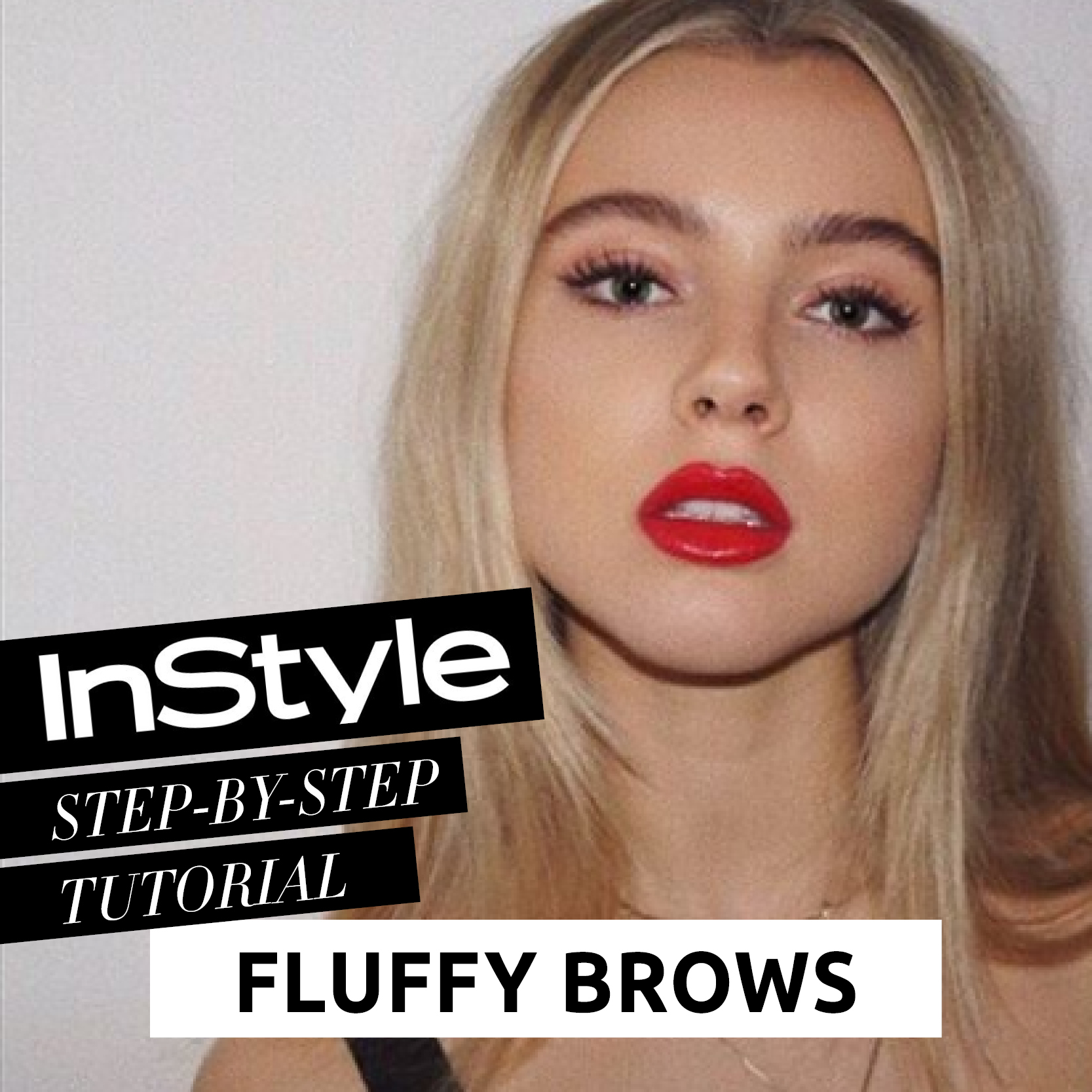 InStyle, Backstage & die Brow Butter