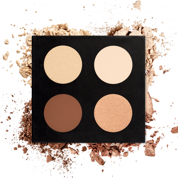 Eyeshadow Palette Bronze