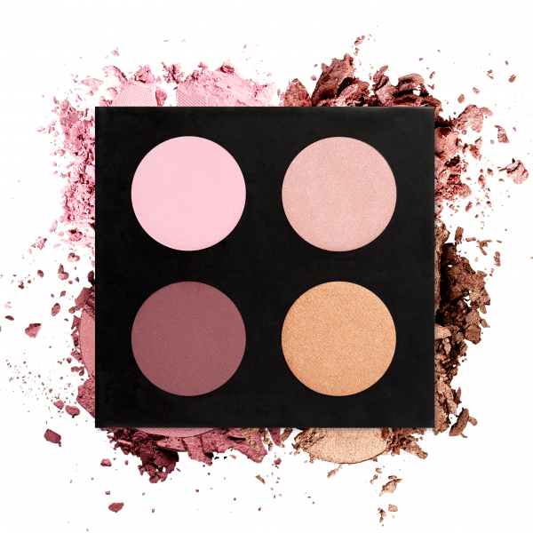 Eyeshadow Palette Rose