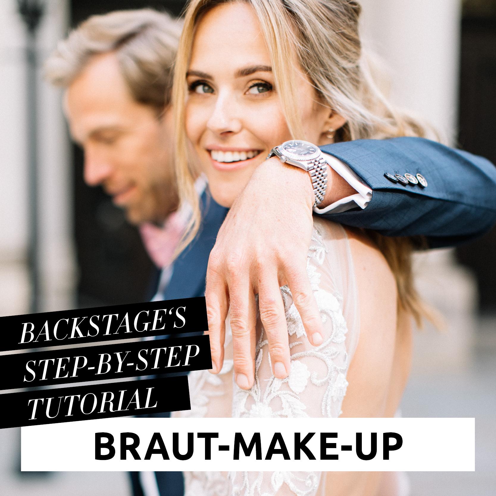Tutorial: Hochzeits Make-up