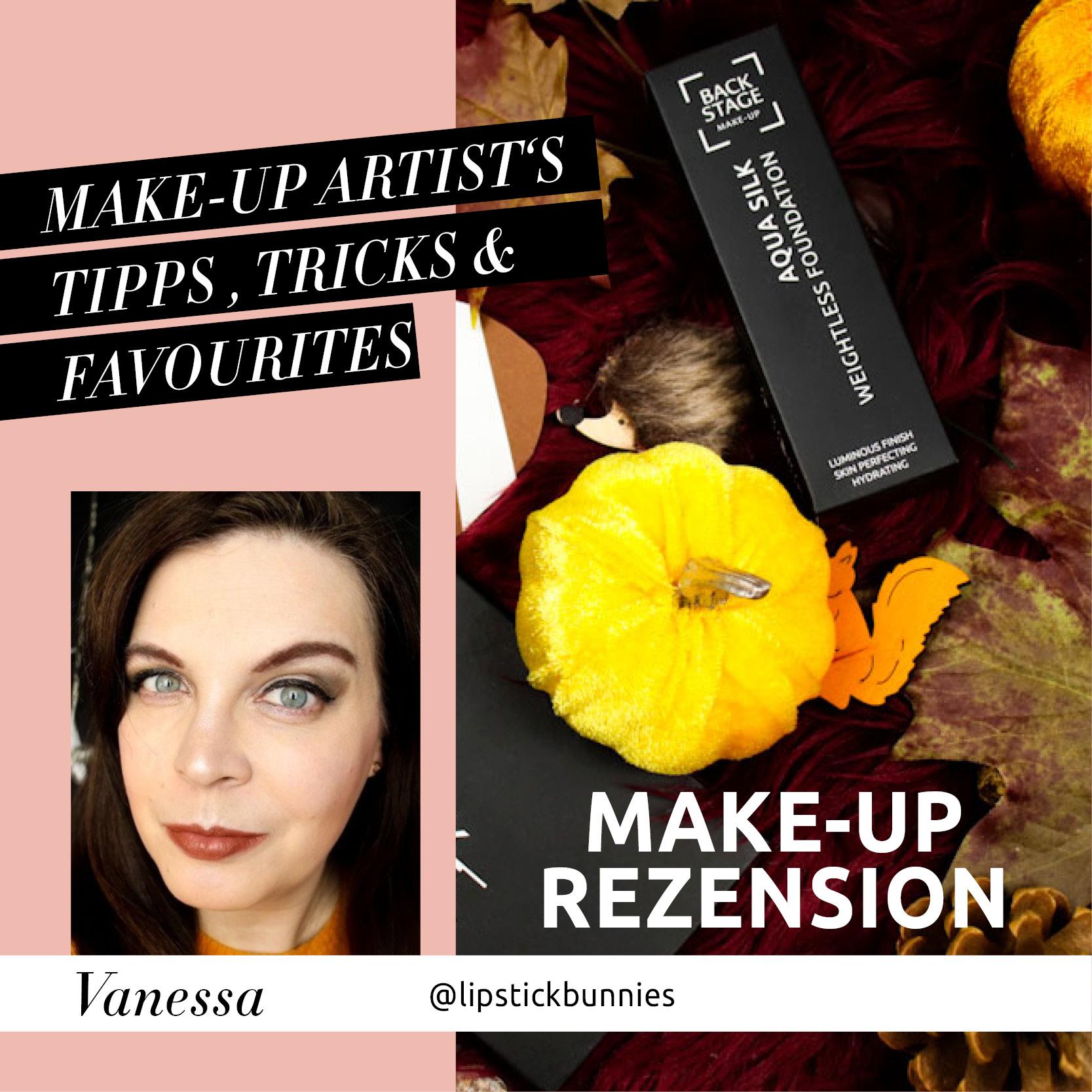 Rezension: Aqua Silk Make-up & Purple Touch Palette