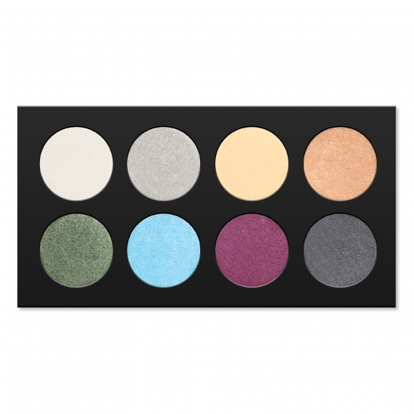 Eyeshadow Palette Pearl Metal
