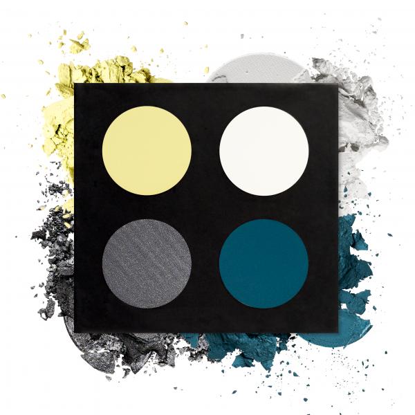 Eyeshadow Palette Petrol