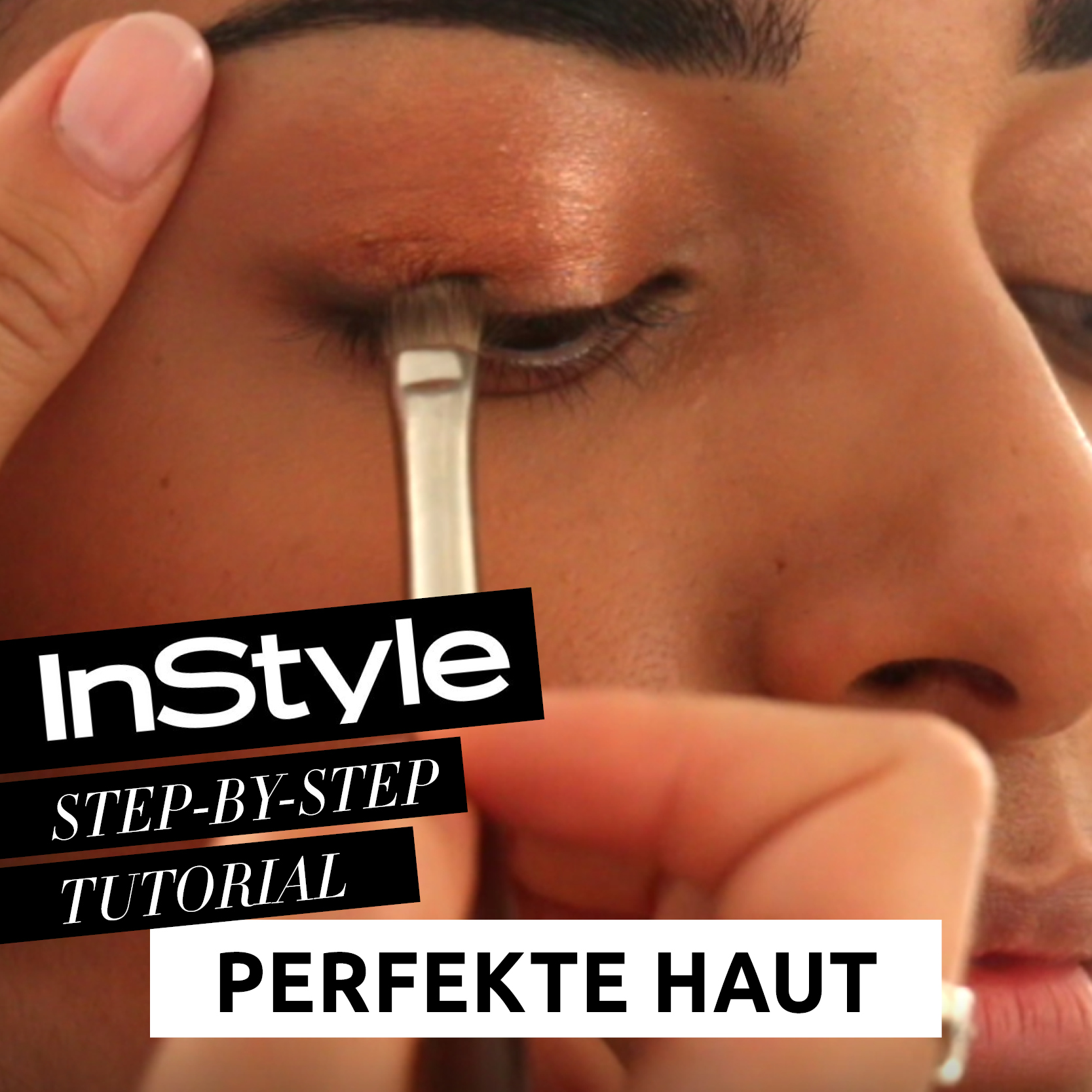 InStyle Video Tutorial: Perfekte Haut