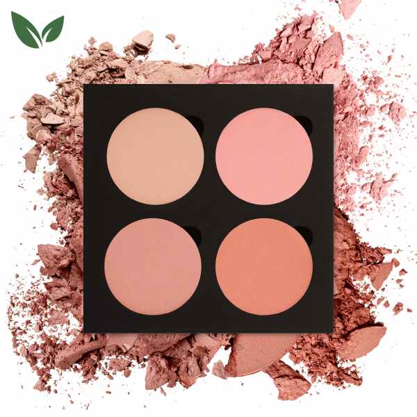 You Make Me Blush Palette Vegan