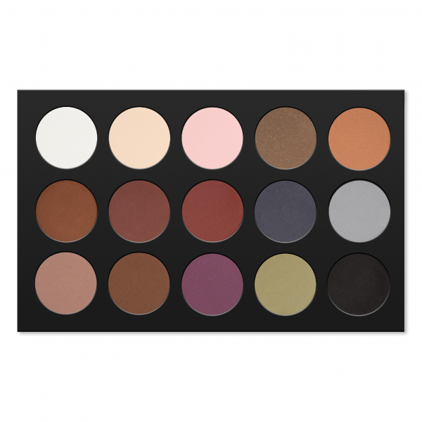Eyeshadow Palette Basic Matt