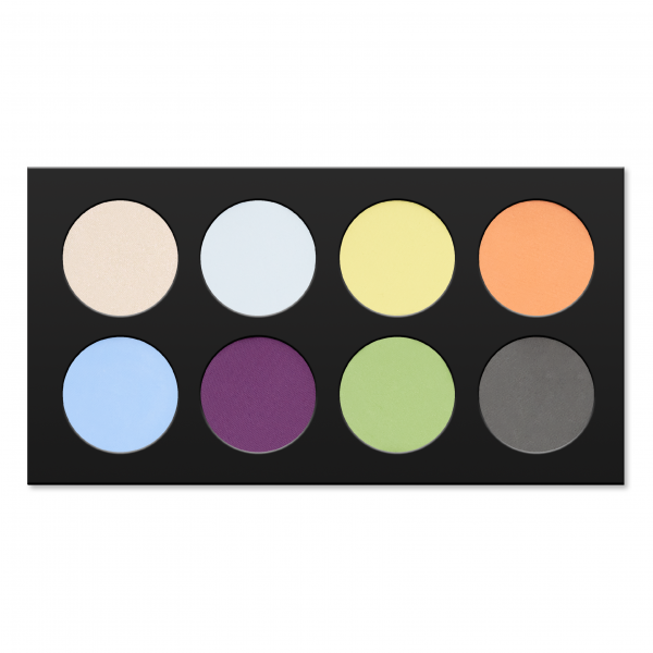 Eyeshadow Palette Fashion